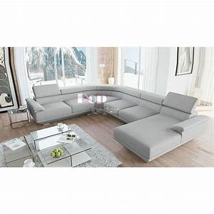 Canape d angle 12 places maison design wibliacom for Canape cuir 12 places
