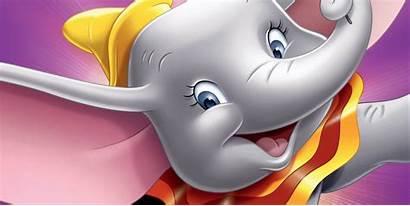 Disney Dumbo Action Elephant Cinemacon Animated Movies