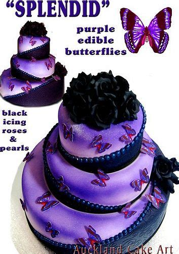 gothic wedding cakes images  pinterest