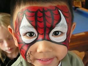 Maquillage Halloween Garcon : 1001 id es cr atives pour maquillage pour enfants ~ Melissatoandfro.com Idées de Décoration