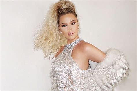 Khloe Kardashian Reveals She Is Almost Months Pregnant