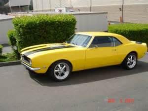 1968 Camaro Coupe for Sale