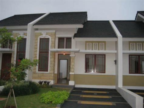 desain model teras rumah minimalis plafon gypsum