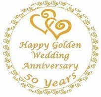 Image result for golden wedding anniversary