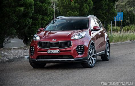kia sportage platinum diesel review video