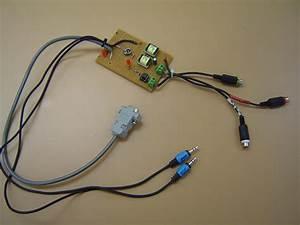 Amateuradiomalaysia  Prototype Eqso  Echolink Interface Card