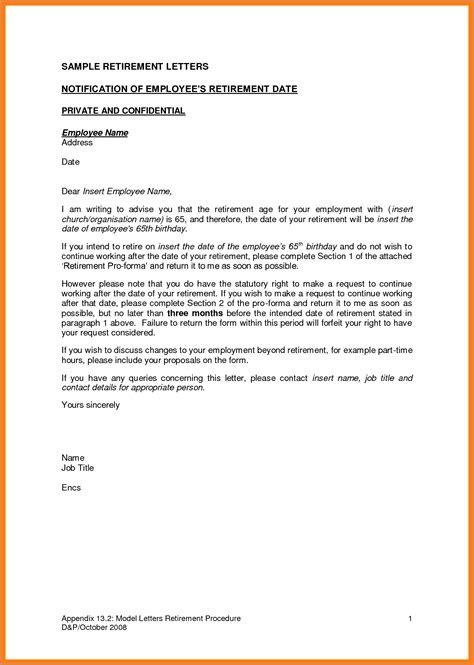 Cover Letter Of Intent Template by Letter Of Intent To Retire Template Collection Letter