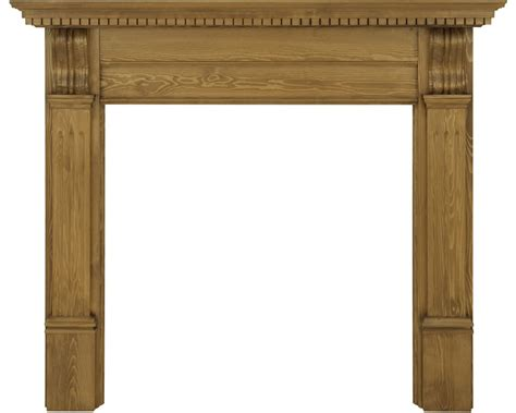 Wooden Corbels For Fireplaces by Corbel Wooden Fireplace Surrounds Carron
