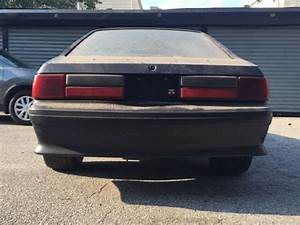 1988 Ford Mustang T