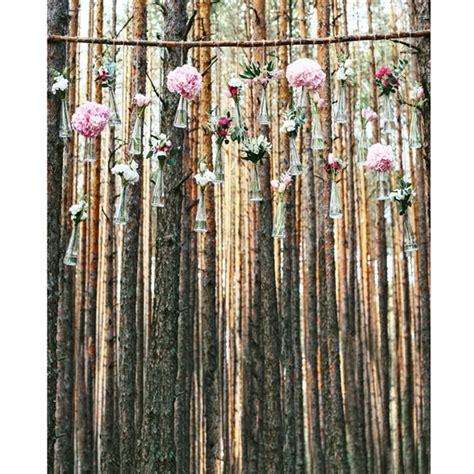 rustic flower chandelier printed backdrop backdrop express