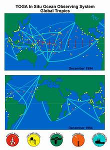 The Tropical Ocean-Global Atmosphere observing system: A ...