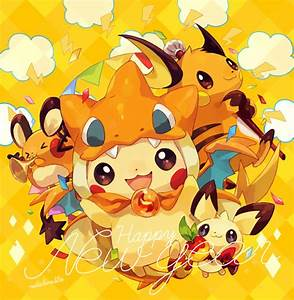 Dedenne Pikachu   www.pixshark.com - Images Galleries With ...