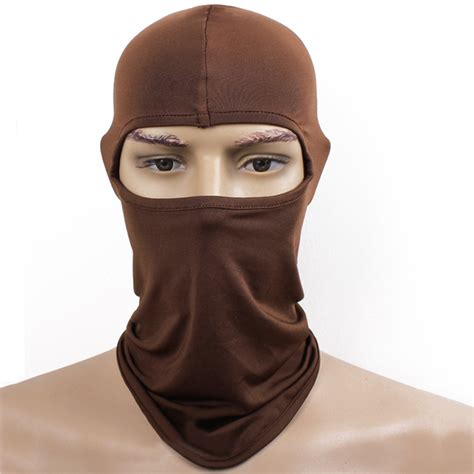 face mask mask lycra balaclava ultra thin motorcycle cycling ski neck protecting ebay