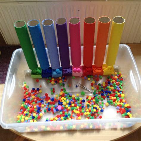 angebote für krippenkinder farben farben zuordnen lernspiele maternelle garderie und