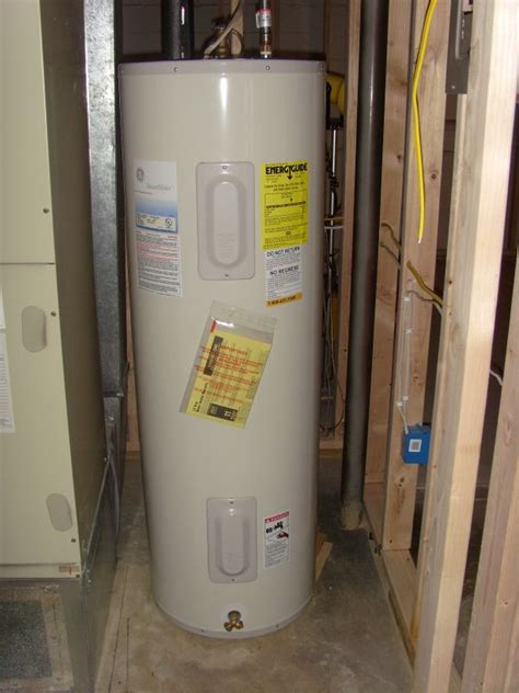 Adjust Electric Water Heater Temperature (stepbystep