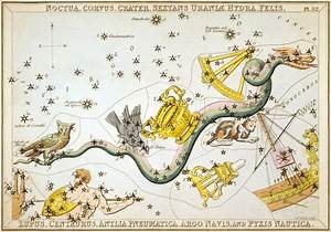 Hydra Constellation Stars – Astrology King