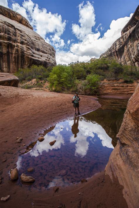 Utah's Canyon Country - Natural Bridges National Monument