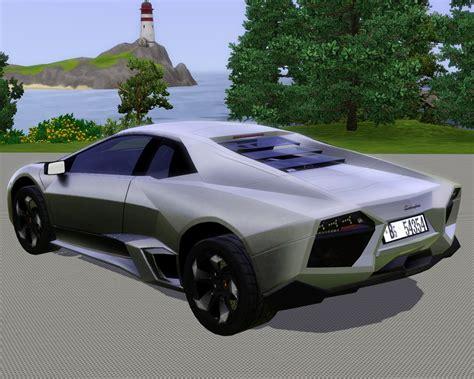 Fresh-Prince Creations - Sims 3 - 2008 Lamborghini Reventón