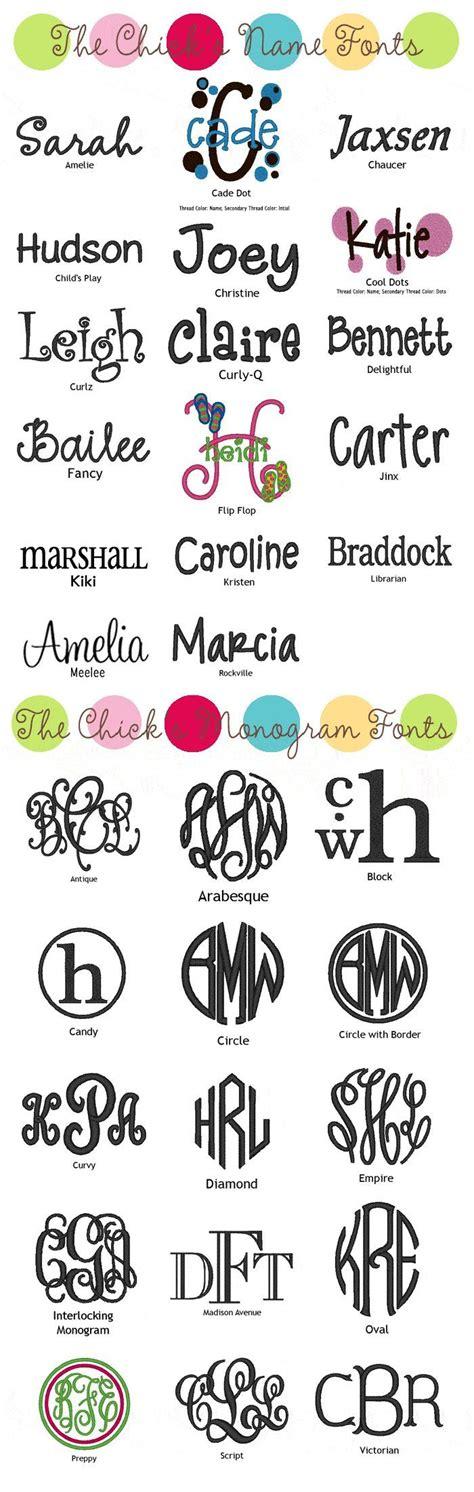 font styles monograms printables  fonts pinterest style kid  fonts