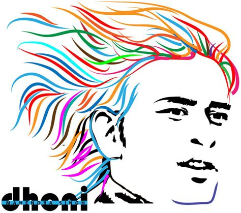 dhoni sketch paper print sports posters  india buy