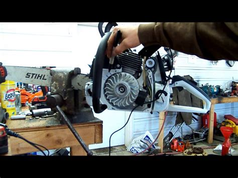 How To Check Ignition Timing Chainsaw