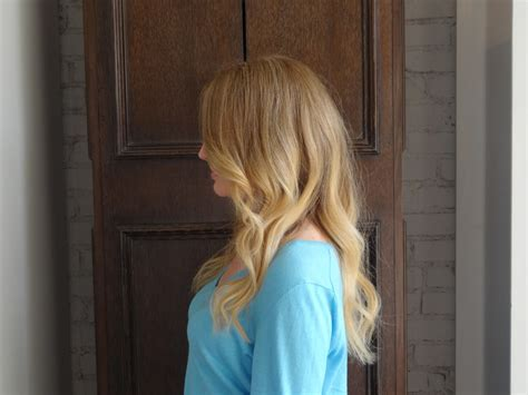 blending ombre hair color  sarah conner neil george