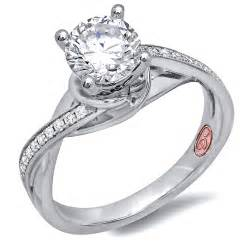 design wedding ring engagement rings dw6876