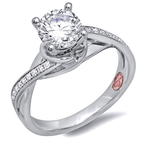 engagement rings dw6876