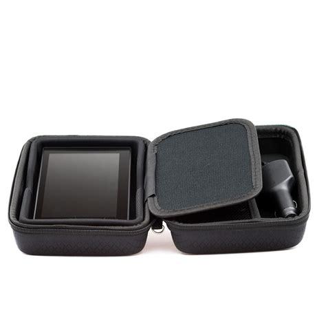 black carry for garmin nuvi 2797lmt 7 gps sat
