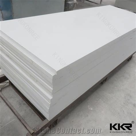 Corian Sheets Cut To Size Dupont Corian 6mm Plain White Thin Sheet Solid