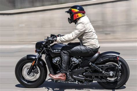 The 2018 Indian Scout Bobber