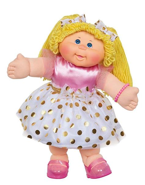 "Cabbage Patch Kids 16"" Vintage Kids Collectors Edition"