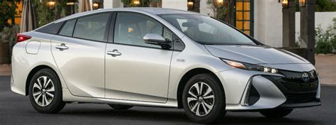 Official 2017 Toyota Prius Prime Trim Levels And Prices