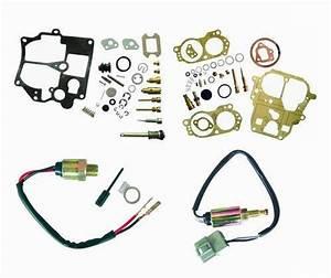 Weber Carburetor For Toyota 4y