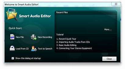 Audio Smart Editor Windows Advertisement Screenshot Qpdownload
