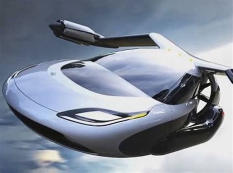 Auto Volanti Futuro Mobilit 224 Futura Le Automobili Elettriche Volanti Saranno
