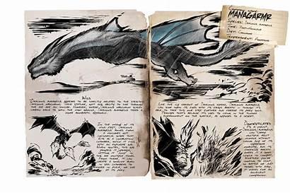 Managarmr Dossier Ark Dino Survival Evolved Extinction