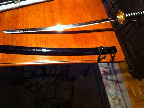 katana de coupe sur adjugerch