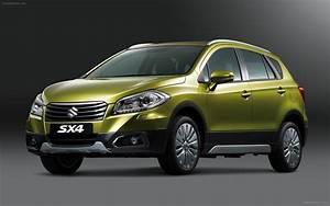 Suzuki Sx Cross : suzuki sx4 crossover 2014 widescreen exotic car wallpaper ~ Jslefanu.com Haus und Dekorationen
