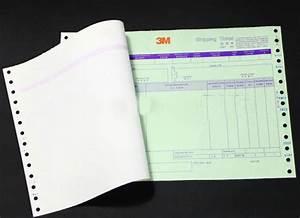 Custom carbonless printed paper receipt invoice books for Custom printed carbonless invoice books