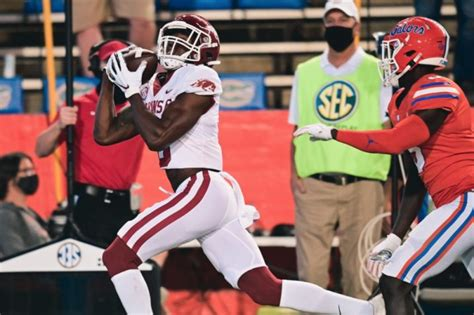 Hogs-LSU football game is on for now, but virus slices ...