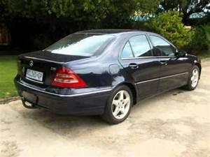 Mercedes C220 Cdi 2002 : 2003 mercedes benz c class c220 cdi avantgarde auto for sale on auto trader south africa youtube ~ Medecine-chirurgie-esthetiques.com Avis de Voitures