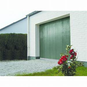 Porte De Garage Sectionnelle Sur Mesure : portes sectionnelles de garage sur mesure ouverture lat rale ~ Dailycaller-alerts.com Idées de Décoration