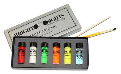 Gun Sight Coating Kits