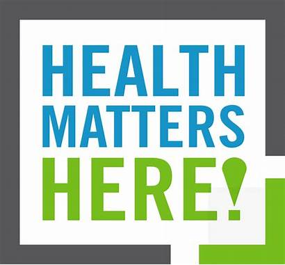 Health Matters Healthy Involved