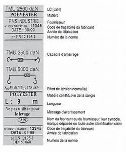 Sangle A Cliquet Professionnelle : sangle darrimage professionnelle 15t ~ Melissatoandfro.com Idées de Décoration