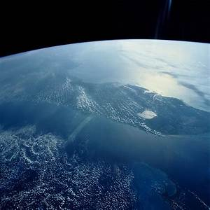 Earth From Space Station Viewing - Pics about space