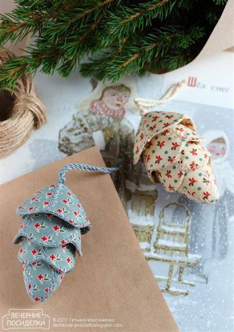diy christmas ornaments   grandma fabric
