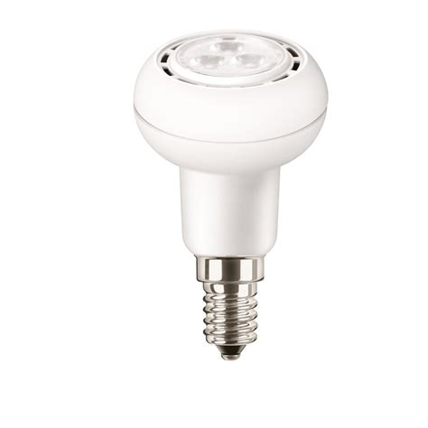 philips led r50 ses bulb 3 5w 280lm warm white bunnings