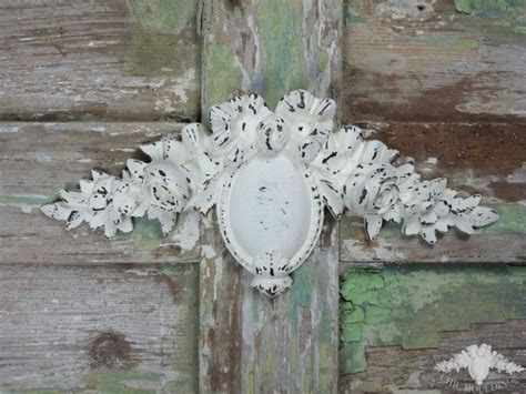 shabby chic mouldings gorgeous vintage french rose pediment our shabby chic mouldings aplliques can be used on